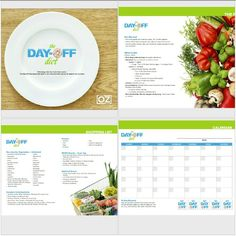 Dr. OZ DAY OFF DIET loose weight vegan