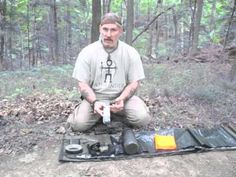 """The 10 Piece Emergency Kit - YouTube with Dave Canterbury from Discovery Channel's """"Dual Survivor"""""""