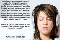Adam Eason - Adam's Hypnosis Hub