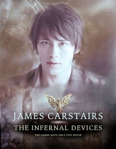 James Carstairs Джеееем :3