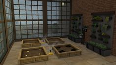 Mod The Sims - Indoor Sprinkler Sprinkler, Indoor, Patio, Sims 4, Outdoor Decor, Bb, Furniture, Home Decor, Interior