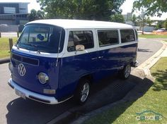 1971 Volkswagen Kombi Transporter Kombi Type 2 Manual-$35,000*