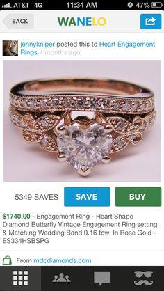 Cute unique ring
