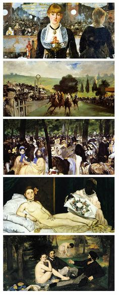 Edouard Manet, French, (1832—1883).