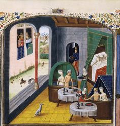 Moyen âge - Le fil des jours