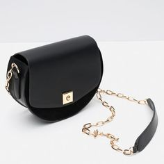Image 4 of COMBINED MINI MESSENGER BAG from Zara