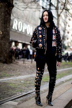 Street Style Milán. Día 5.