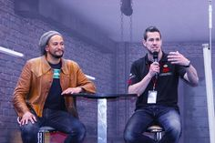 2015's Famous faces at #NECRestoShow included Ant Anstead & Fuzz Townshend, will we see you in 2016?   #famousfaces #AntAnstead #FuzzTownshend #CarSOS #FortheLoveofCars