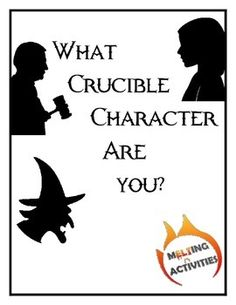 crucible infographic   The Crucible Literary Analysis Essay   DOC     Pinterest