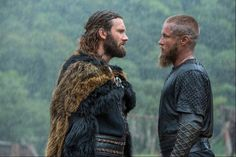 'Vikings' Season 4: Ragnar-Rollo Conflict Will Grow Bigger As Betrayal Between The Brothers Worsen