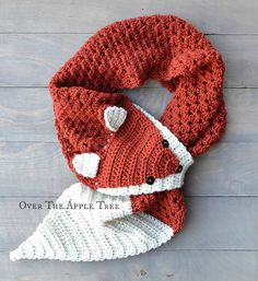 Ravelry: overtheappletree's Fox Scarf