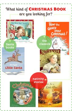 51 best christmas books images on pinterest christmas books how to find the perfect christmas book for your kid fandeluxe Gallery
