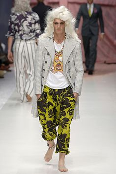 Etro Spring 2007 Menswear