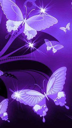 Woooow In 2020 | Butterfly Wallpaper Iphone, Purple Purple Butterfly Wallpaper, Butterfly Background, Butterfly Art, Purple Backgrounds, Wallpaper Backgrounds, Iphone Wallpaper, Purple Love, All Things Purple, Heart Wallpaper