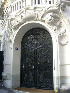 6 rue Jasmin, Paris XVI