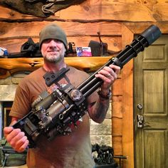 why do you need a red dot scope? lol Jesse James