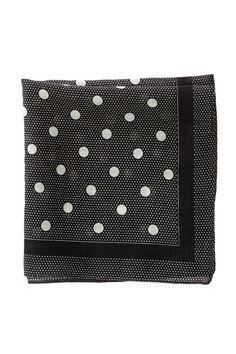 HUGO BOSS | Wool Printed Pocket Square | Nordstrom Rack