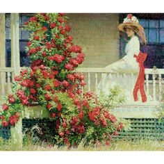 Philip Leslie Hale: Crimson Rambler.