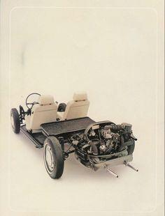 VW Karmann Ghia...naked.