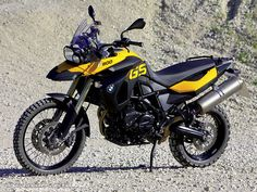 BMW off road motorcycles