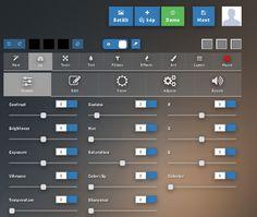 Az OAPIX képszerkesztő program magyar nyelven annyira jól sikerült, hogy nem csak az online verzió, hanem az asztali is simán csatasorba állhat a legnagyobbak ellen a legtöbb funkcióját tekintve. A magyar fejlesztésű szoftver használata elképesztően egyszerű. Funkcióinak, effektjeinek használatához nem kell több perces videókat néznünk vagy 10 oldalas tutorial könyveket olvasnunk. Sliders, Color, Instagram, Colour, Romper, Colors