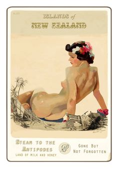 Steam to the Antipodes Art Print by Marika Jones New Zealand Art, Nz Art, All Things New, Leaving Home, Milk And Honey, Vintage Ephemera, Limited Edition Prints, Artwork Prints, Travel
