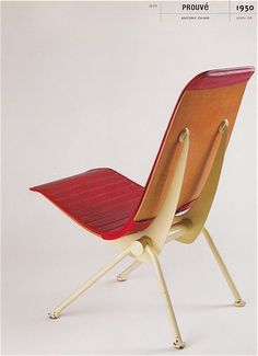Prouve 1950 Antony chair