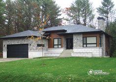 Plan de maison contemporain #inspiration #ideas #dreamhouse Maison de rêve pour des propriétaires heureux ! #Contemporary #modern