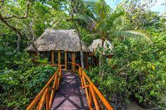Bure at Namale resort, Fiji Thatched Roof, Wood Interiors, Future Travel, South Pacific, Luxury Villa, Fiji, Trip Planning, Adventure Travel, Gazebo