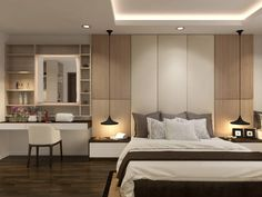 Trendy home decored apartment bedroom colour grey ideas Hotel Room Design, Home Decor Bedroom, Apartment Interior, Interior Design Bedroom, Bedroom Decor Design, Bedroom Interior, Minimalist Bedroom, Home Bedroom, Luxurious Bedrooms