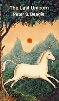 Ballantine Books - The Last Unicorn - Peter S. Beagle