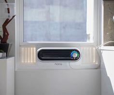Introducing Noria A Redesigned Window Air Conditioner