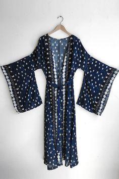 Mantra Kimono by Jen's Pirate Booty
