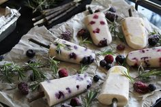 Recipe: Raw Fruit Popsicles with Coconut Milk   http://www.onegreenplanet.org/vegan-food/recipe-raw-fruit-popsicles-with-coconut-milk/