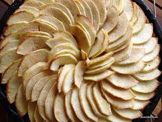 Γαλλική Τάρτα Μήλου – Η Αναζήτηση της τέλειας Μηλόπιτας Νο3 (demideli.com) Apple Desserts, Apple Pie, Cabbage, Sweets, Vegetables, Recipes, Food, Pies, Sweet Pastries