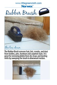 Just a quick view of what the Norwex Rubber Brush can do for you.  www.shellielomenick.norwex.biz www.facebook.com/shellielomenickcleanwithwater