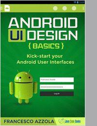 Dev Tip - Android UI Design | GISuser.com