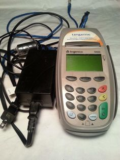 INGENICO 5100 Credit And Debit Card Terminal Tested And Working #Ingenico Credit Card Terminal, Credit Card Readers, Consumer Electronics, Industrial, Ebay, Cards, Business, Industrial Music, Map
