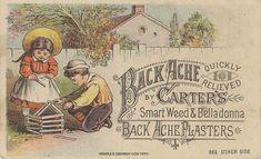 52 Colorful, Fun and Disturbing Victorian Trade Cards - Flashbak Vintage Labels, Vintage Postcards, Vintage Ads, Vintage Sewing, Vintage Ephemera, Old Ads, Vintage Branding, Graphic Design Typography, Popular Culture