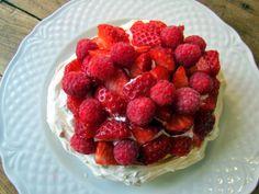 PAVLOVA INRED - L'ESTATE DENTRO #summeriscoming | Mamma, che cucina!?
