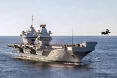 Royal Navy Aircraft Carriers, Navy Carriers, Navy News, Hms Prince Of Wales, Hms Queen Elizabeth, Navy Ships, Royal Air Force, Lightning, War