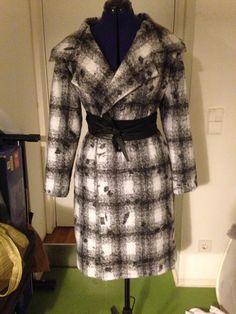 "mantel ""1960/02"" Fur Coat, Jackets, Fashion, Homemade, Down Jackets, Moda, La Mode, Fur Coats, Jacket"