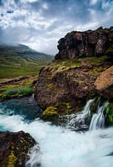Iceland - Reykjafjörður: Land of the Hobbits | A mountain st… | Flickr - Photo Sharing!