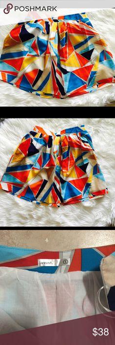 LAVAND. RETRO MINI SKIRT This beautiful mini skirt is NWOT ModCloth Skirts Mini