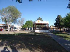 The Plaza at La Mesilla