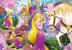 Clementoni Kinderpuzzle 104 Maxi Teile Disney: Rapunzel (23702) in Spielzeug, Puzzles & Geduldspiele, Puzzles   eBay!   http://nextpuzzle.de/detailview/puzzle-disney--rapunzel-maxi/217