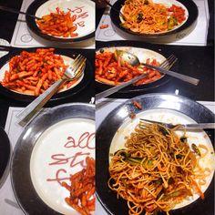 Stir Fry Noodles at All Stir Fry !! Stir Fry Noodles, Japchae, Fries, Restaurant, Ethnic Recipes, Food, Diner Restaurant, Essen, Meals