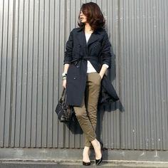 【コーデ】今日のコーデと巻き髪について |TOKYO BASE ー大人のプチプラコーデブログー