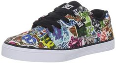 DC Kids Bristol SP Sneaker (Little Kid/Big Kid) DC. $44.95. Vulcanized Shoe. Fabric. Fabric sole