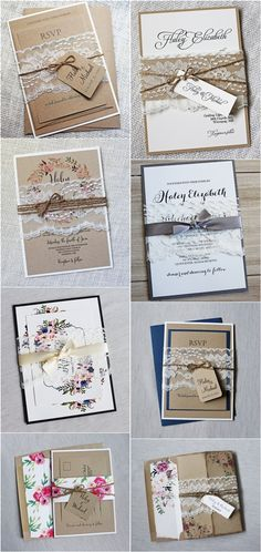 Cheap wedding invitation kits from i can be used as inspiration for a wedding invitations 7 Making Wedding Invitations, Inexpensive Wedding Invitations, Wedding Invitation Kits, Country Wedding Invitations, Inexpensive Wedding Venues, Rustic Wedding Signs, Wedding Stationery, Wedding Cards, Our Wedding